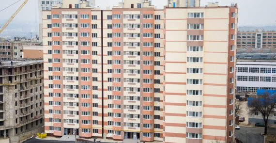 Housing estate, Alba Iulia 75/8