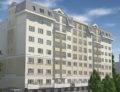 Жилой комплекс с гаражами и ограждённым благоустроенным двором, ул. Каля Ешилор 61/2