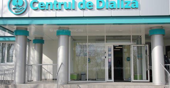 """Replanificarea secției de dializă în cadrul Centrului """"BB-Dializă"""" SRL"""