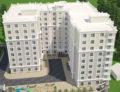 Жилой комплекс с гаражами и благоустроенным двором, ул. Язулуй, 74